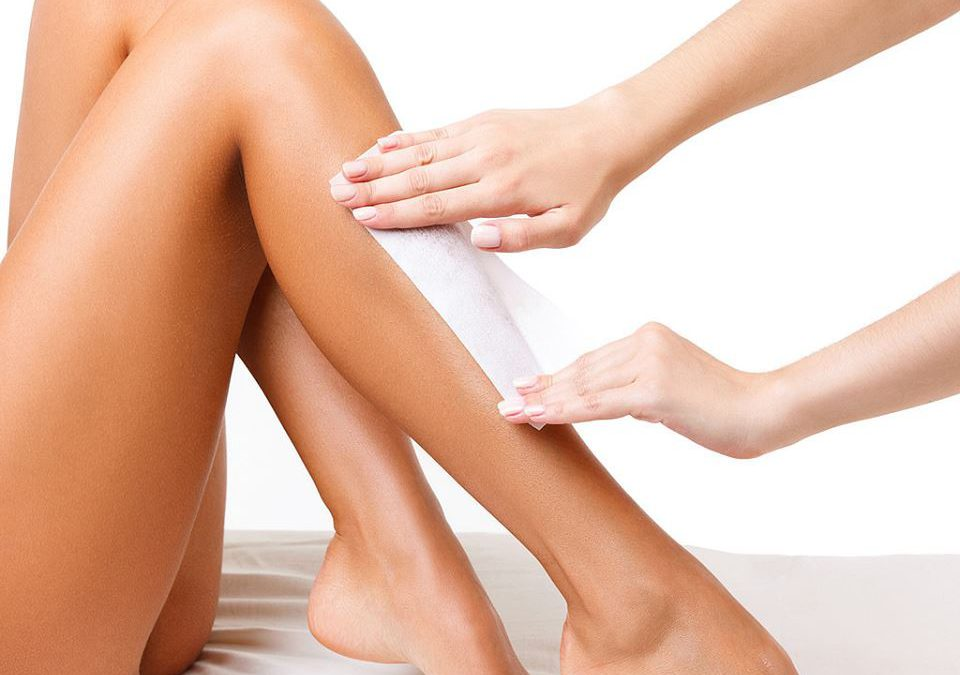 Waxing (Part of Skincare Therapy Course)