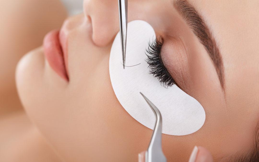 Eyelash Extensions & Microblading