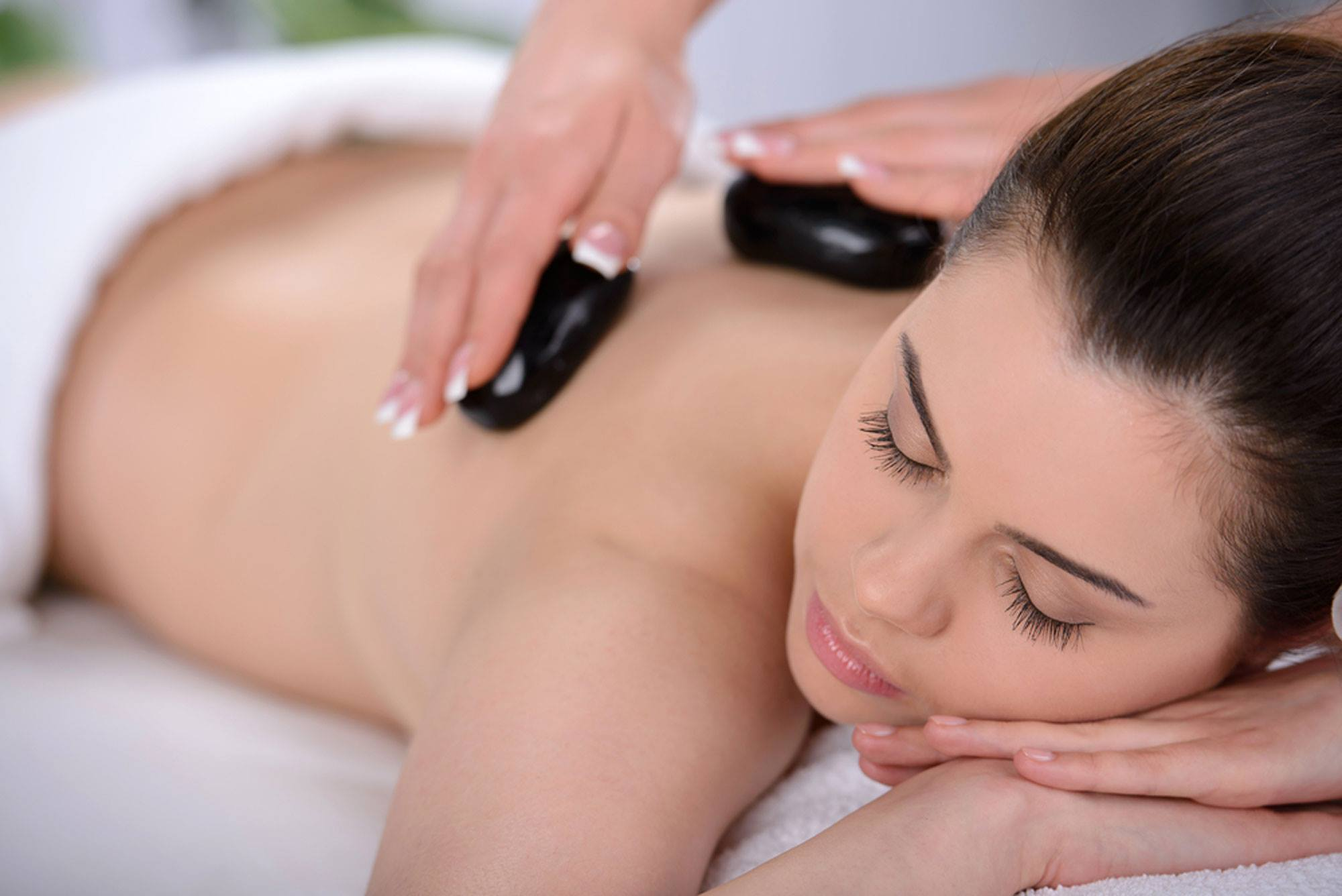 Hot Stone Massage Spa Break